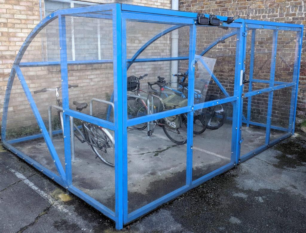 NewMet Bike Shelter